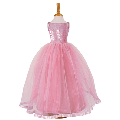 Pink Party Dresses For Girls - Long Dresses Online